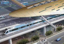 Dubai_Metro_Station