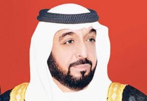 Seine Hoheit Scheich Khalifa Bin Zayed Al Nahyan